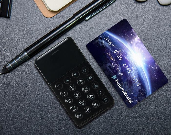 最小カードサイズのSIMフリースマホ「NichePhone-S」お財布やポケットにin!