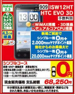 一括0円スマートフォン