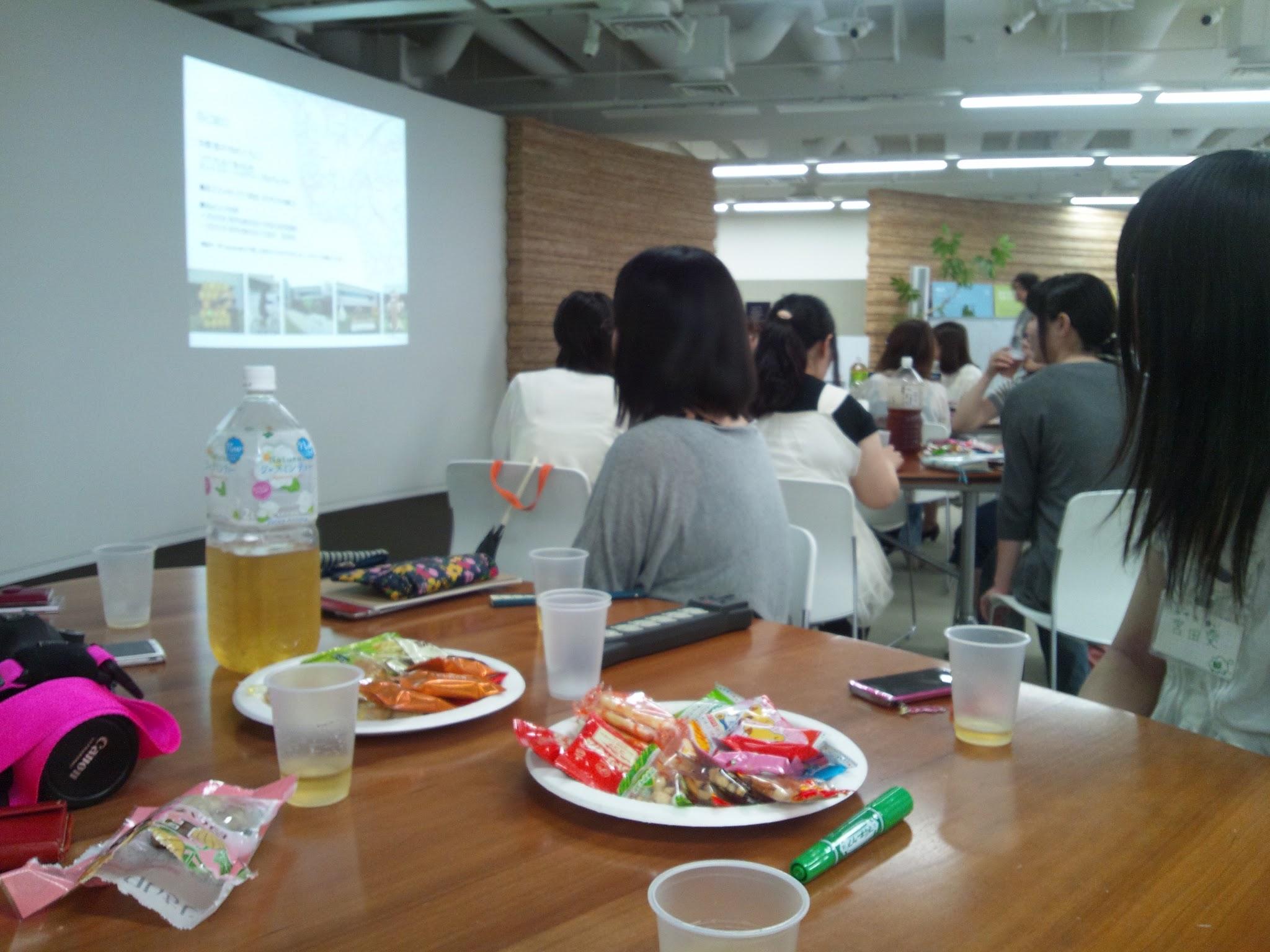 Android女子部のイベントに行ってきました