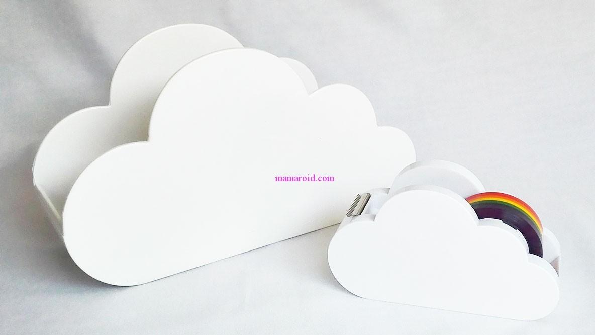 大人気「雲のペンホルダー」flyingtiger(フライングタイガー)めちゃかわいい