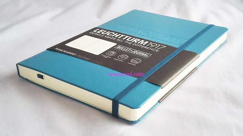 流行のバレットジャーナル始めるならコレって勧められるノートLEUCHTTURM1917って、なんで高いの?