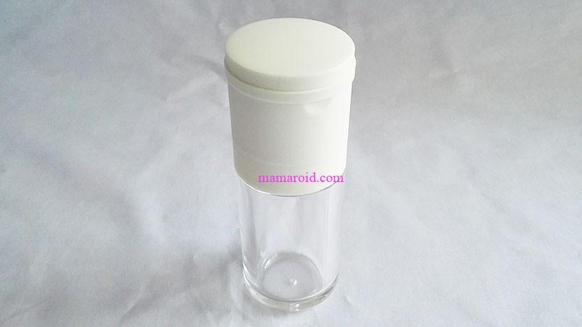 ACTUSのオシャレな岩塩(ソルト)用ミル。コショウミルとして使ってみる