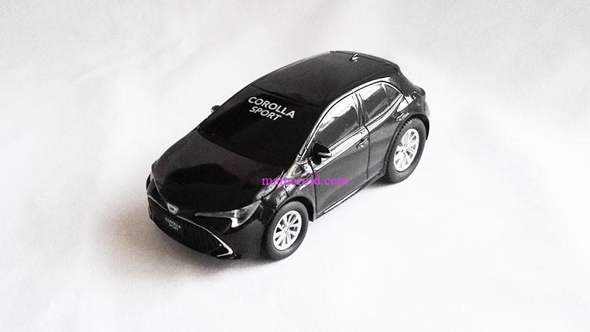 プリウスの1歩先を行くトヨタカローラスポーツの安全装備、トヨタセーフティセンス