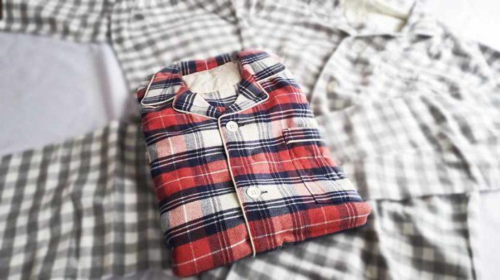 冬パジャマは無印。脇に縫い目のないパジャマで快眠&肌のかゆみから解放~